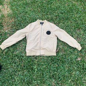 The Weeknd XO bomber jacketh h&m